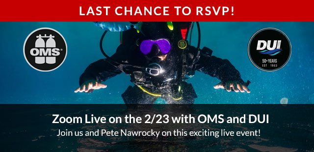 OMS | Last Chance to RSVP