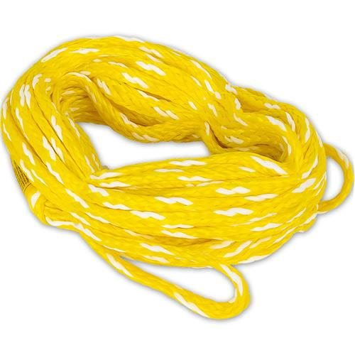 O'Brien 2-Person Tube Rope, Yellow