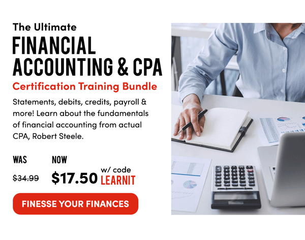 The Ultimate Financial Accounting & CPA | Finesse Your Finances