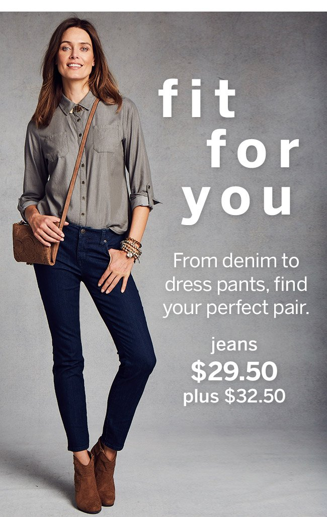 6bd84fe8ded Our Favorite Pants   More  25% OFF! - dressbarn Email Archive