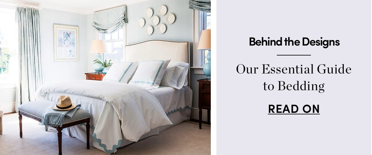 Our Essential Guide to Bedding