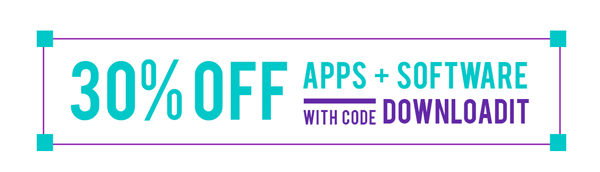 30% off Apps & Software   Shop Now