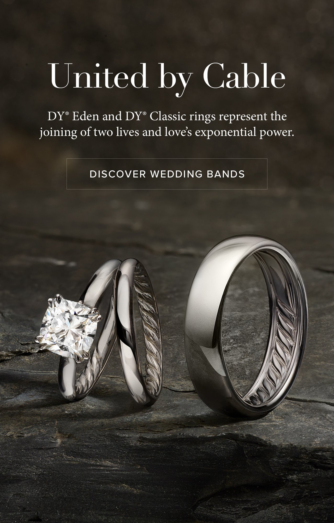 Symbols Of Unity Bands Of Love David Yurman Email Archive