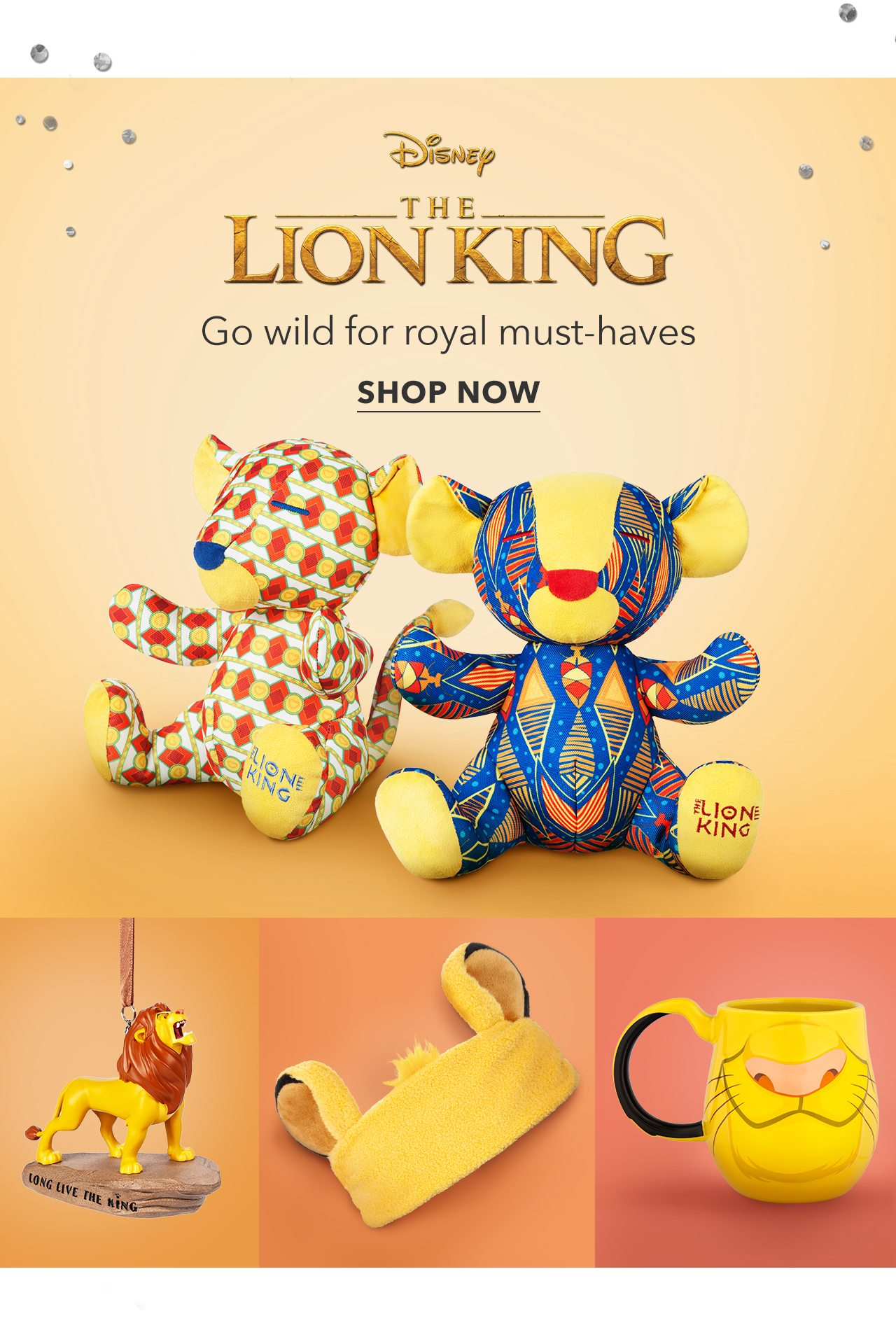 The Lion King | Shop Now
