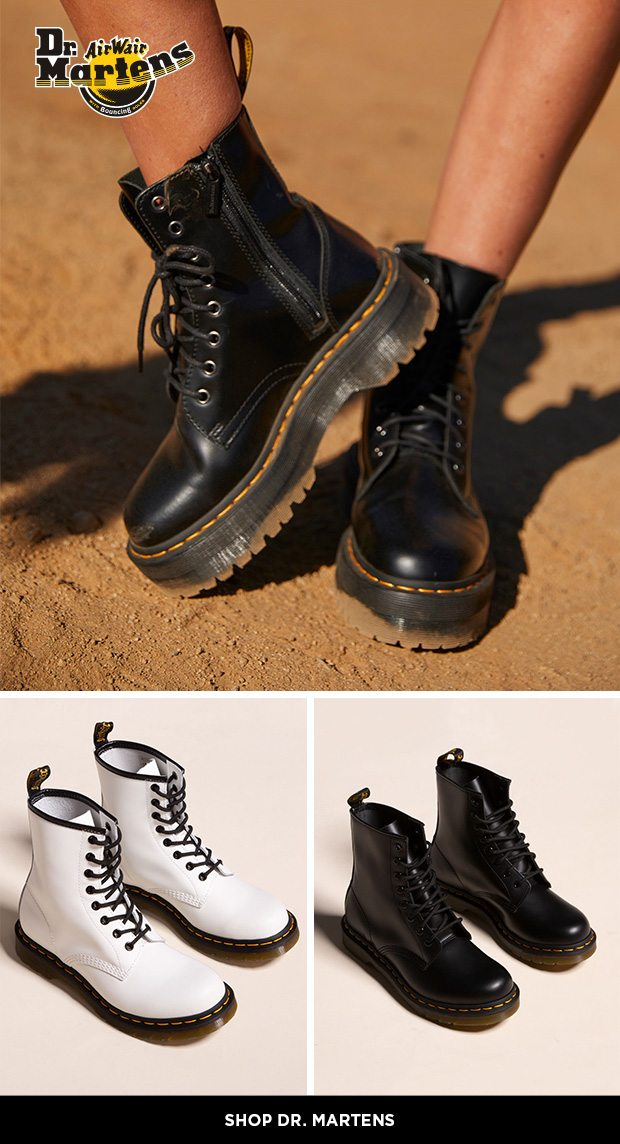 Shop Women's Dr. Marten's