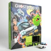Ghostbusters Ectomobile: Race Against Slime (Ghostbusters) Book by Insight Editions