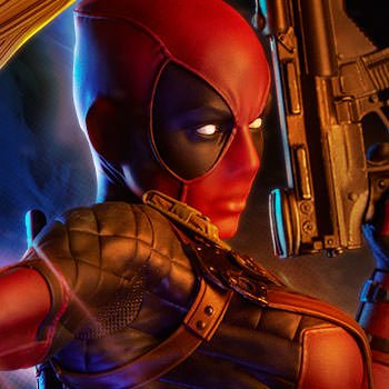 Lady Deadpool Premium Format™ Figure by Sideshow Collectibles