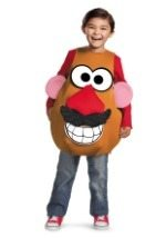 Mrs/Mr Potato Head Kids Costume