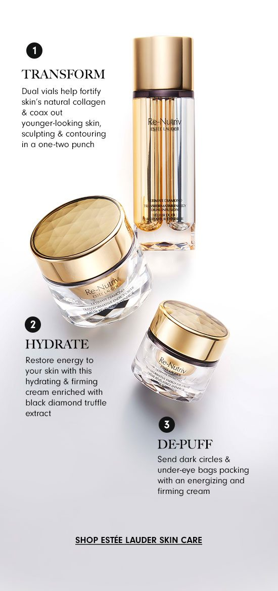 Shop Estee Lauder Skin Care