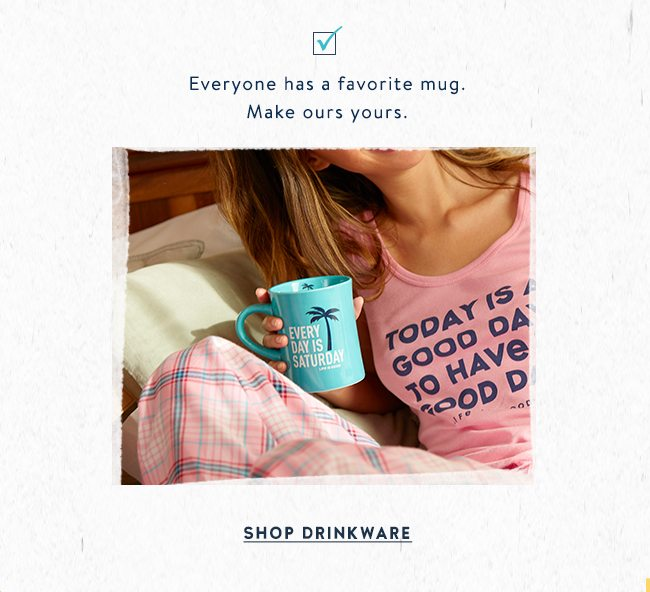 See All Drinkware