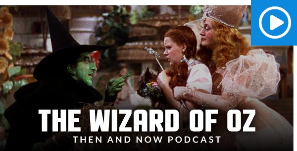 The Wizard of Oz- Geek Sideshow Podcast