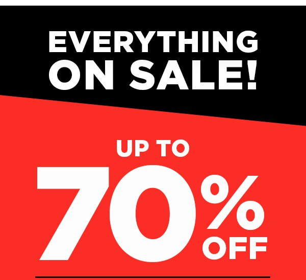 Everything Online Now on Sale! Save up to 70% - Mountain Warehouse Email  Archive