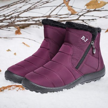 Waterproof Ankle Boots