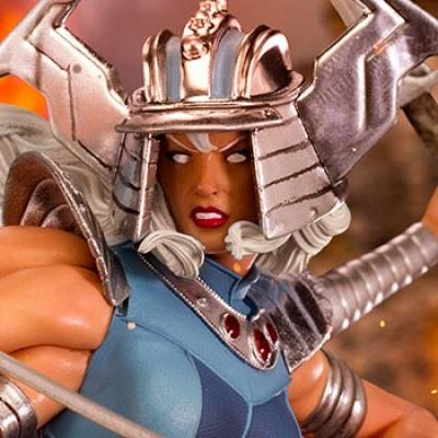 Spiral (Marvel) 1:10 Scale Statue by Iron Studios