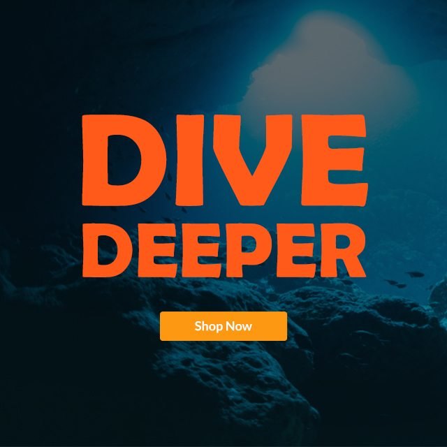 Dive Deeper - Shop Now