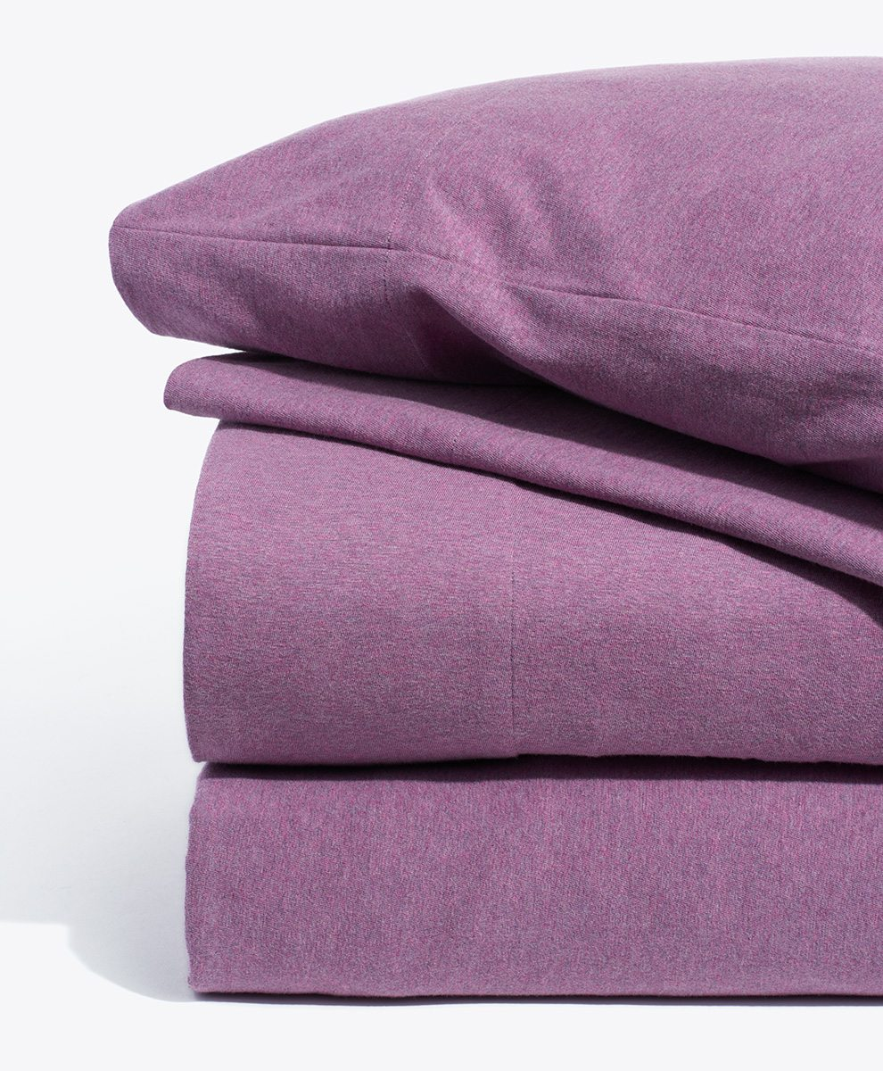 Favorite Tee Sheets in Lavender Heather