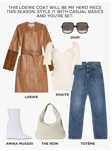 Editors' Picks: Spring In Leather: Chutney Li, SENIOR DESIGNER BUYER - Shop Her Picks