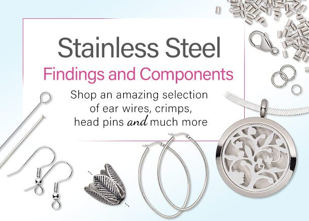 Stainless Steel Findings and Components