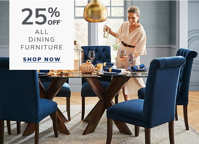 The Color Is Elegant Indigo The Style Is Yours Pier 1 Email Archive