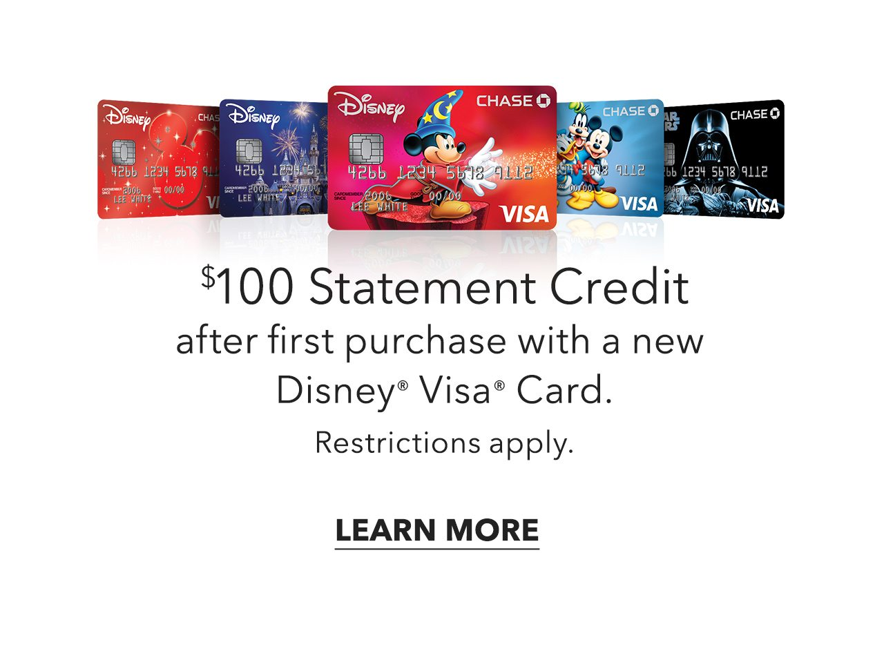 $100 Statement Credit