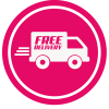 Free Delivery Over £50.