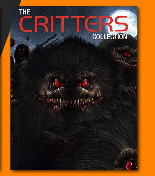 Critters - Complete Collection