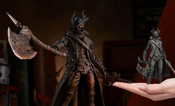 Hunter Figma Collectible Figure by Max Factory