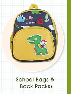 School Bags & Back Packs