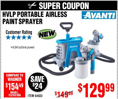 HUGE SAVINGS! Take a Look 👀 - Harbor Freight Tools Email