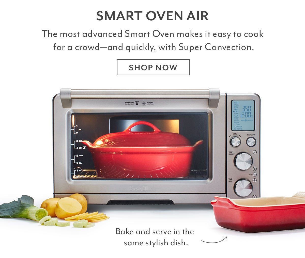 Smart Oven Air