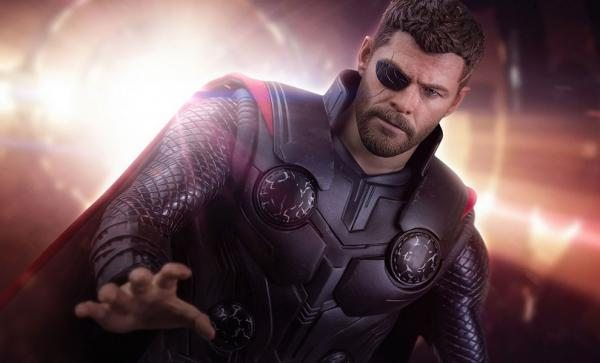 GET YOURS NOW Thor Sixth Scale Figure by Hot Toys