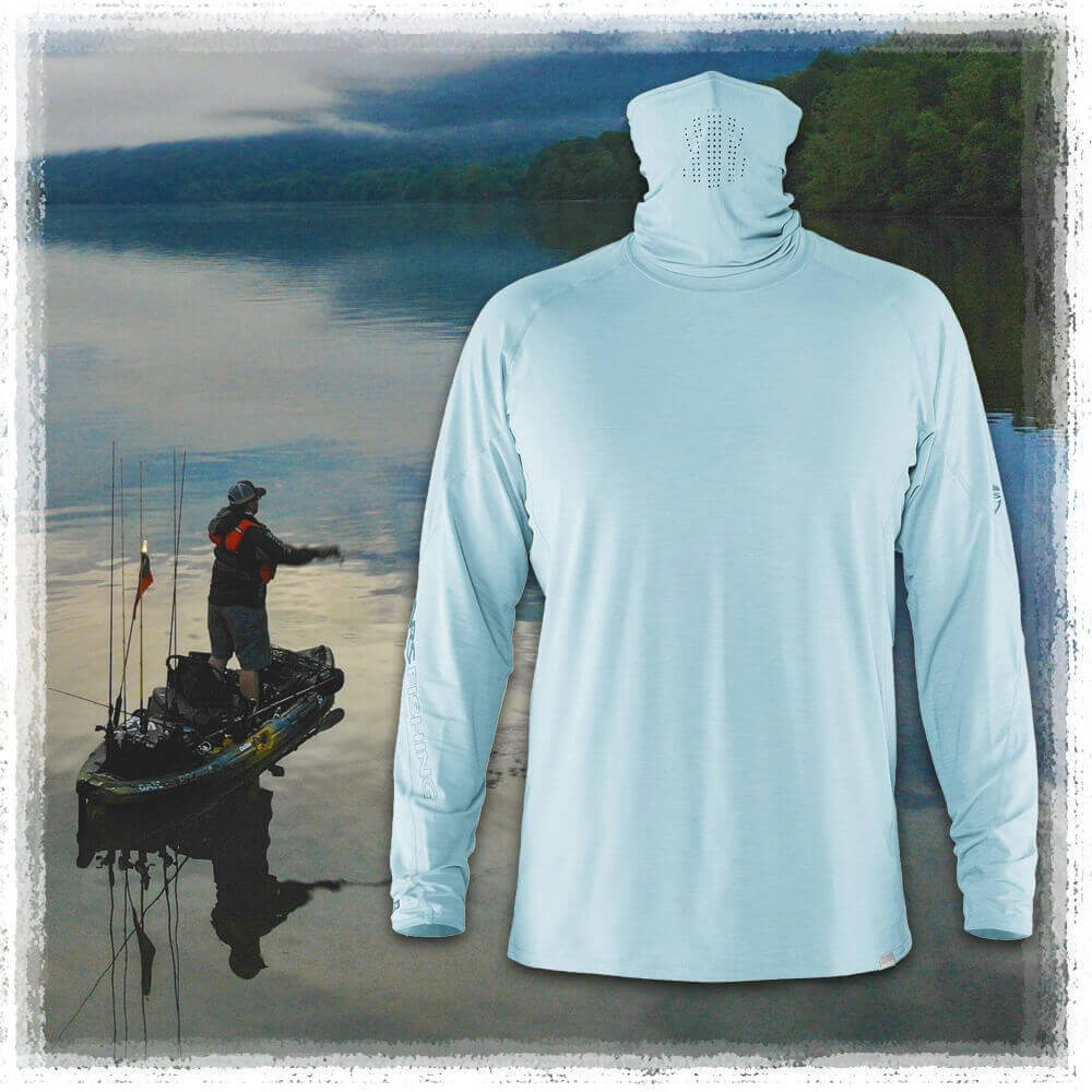 Spend $175 on today's order and get a FREE NRS Baja Sun Long Sleeve Shirt!