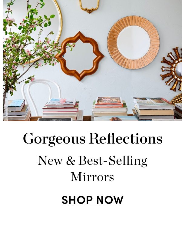 New & Best-Selling Mirrors