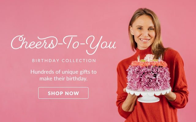 Cheers to You Birthday Collection - Shop Now
