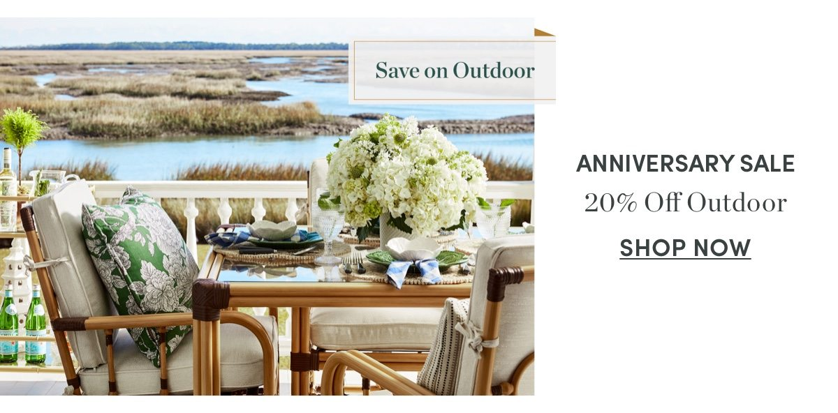 20% Off Outdoor