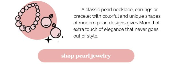 Shop classic pearls for the Mother of the bride
