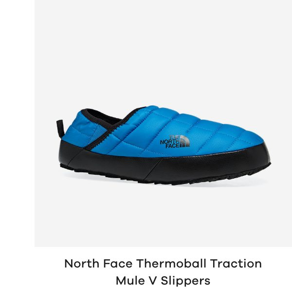 North Face Thermoball Traction Mule V Slippers