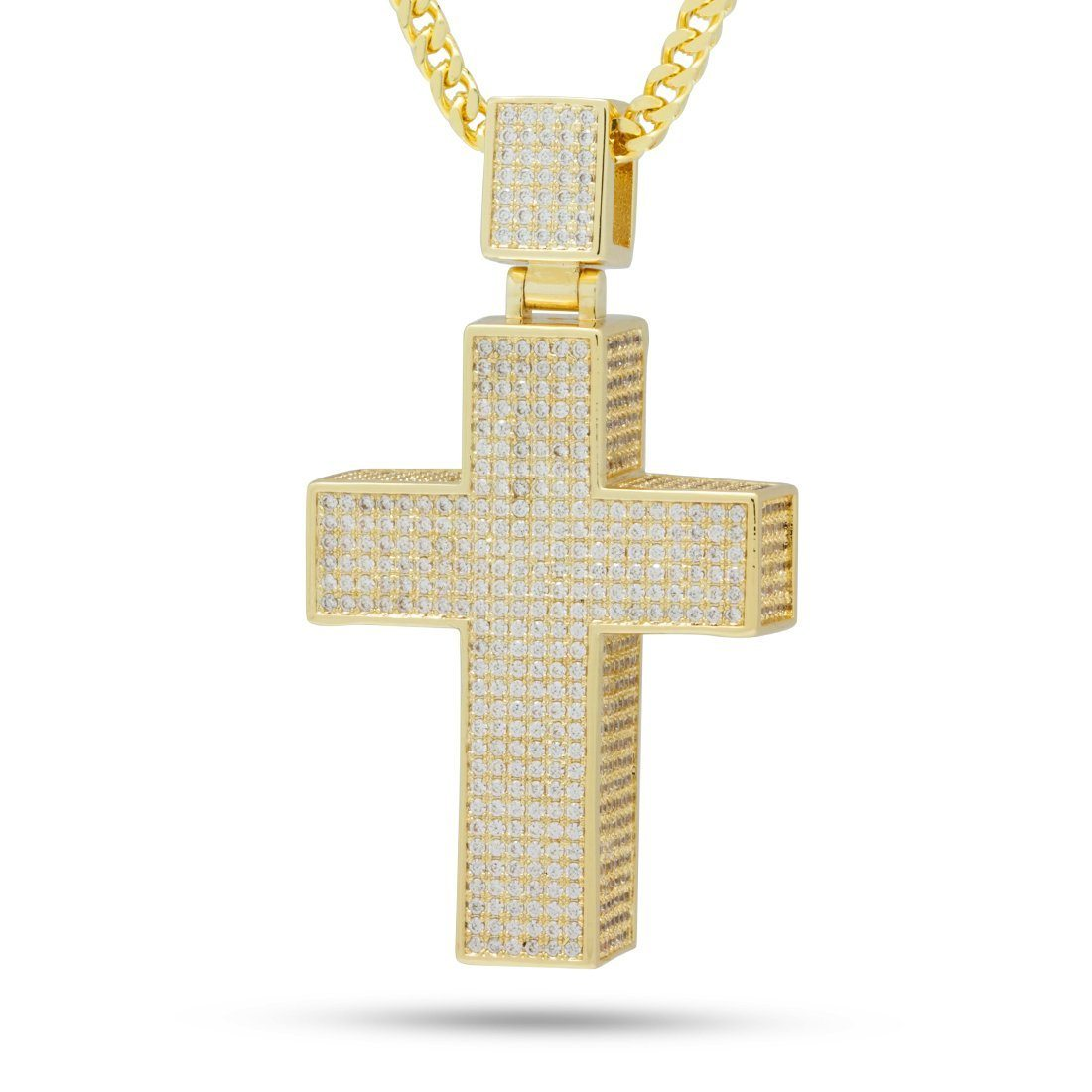 Image of The 14K Gold Stash Cross