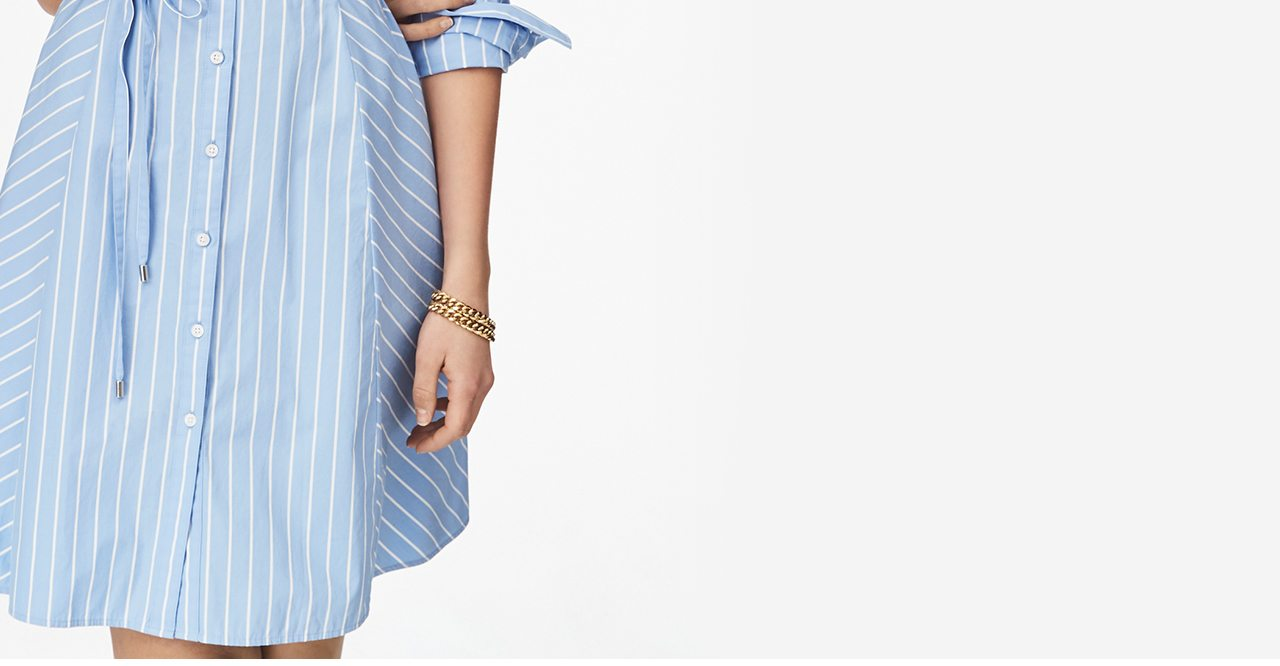 Professionally Chic Redefine your work wardrobe with our customer-favorite shirt dresses.