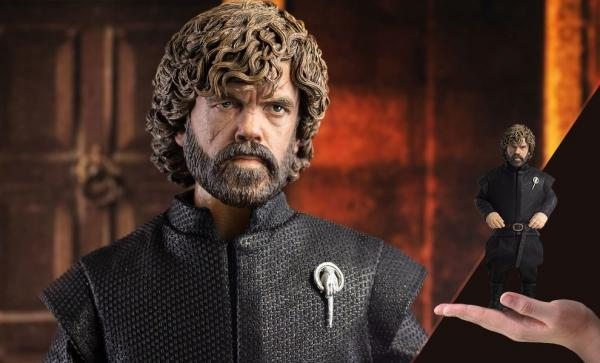 NOW AVAILABLE Tyrion Lannister Deluxe Version Sixth Scale Figure by Threezero