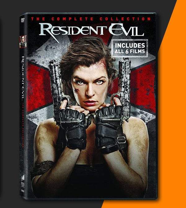 Resident Evil - The Complete Collection
