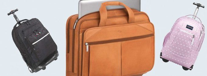 Put That Laptop (and All Your Travel Gear) on Wheels