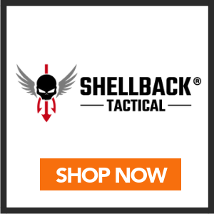 Save 40% off Shellback Tactical