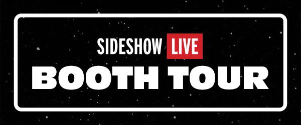 Sideshow Live Booth Tour on YouTube