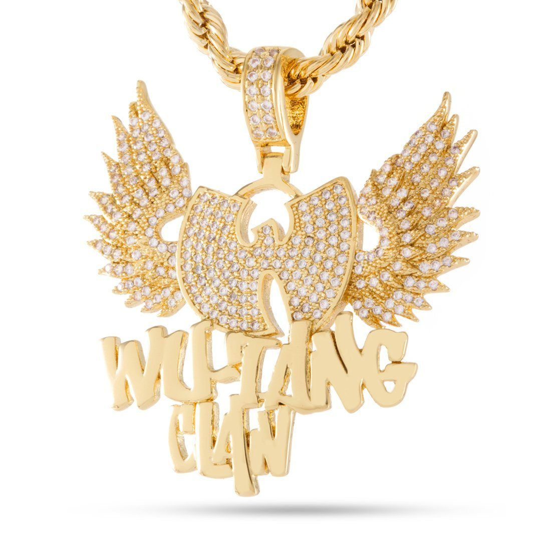 Wu-Tang Clan x King Ice – The Protect Ya Neck Necklace