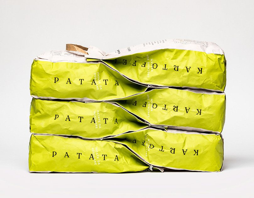 MPREIS Don Patata - Packaging
