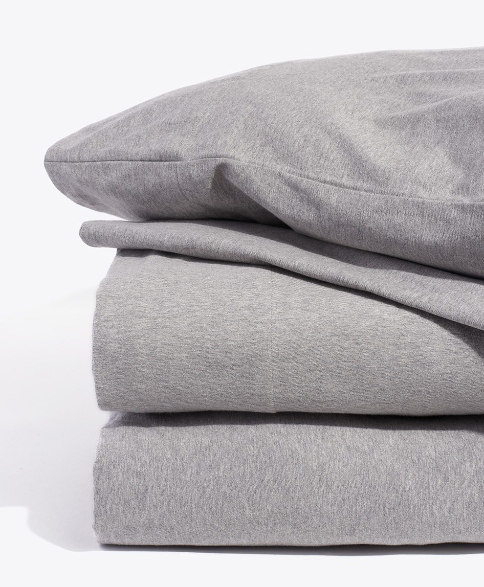 Favorite Tee Sheets in Heather Grey