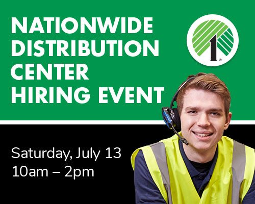 Nationwide Hiring Event