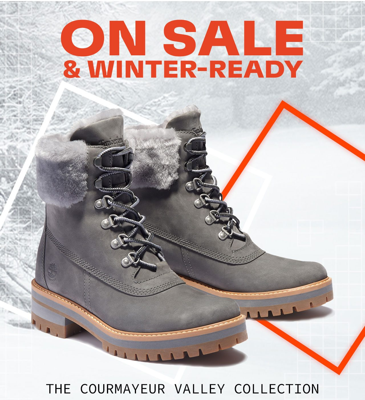 ON SALE AND WINTER READY