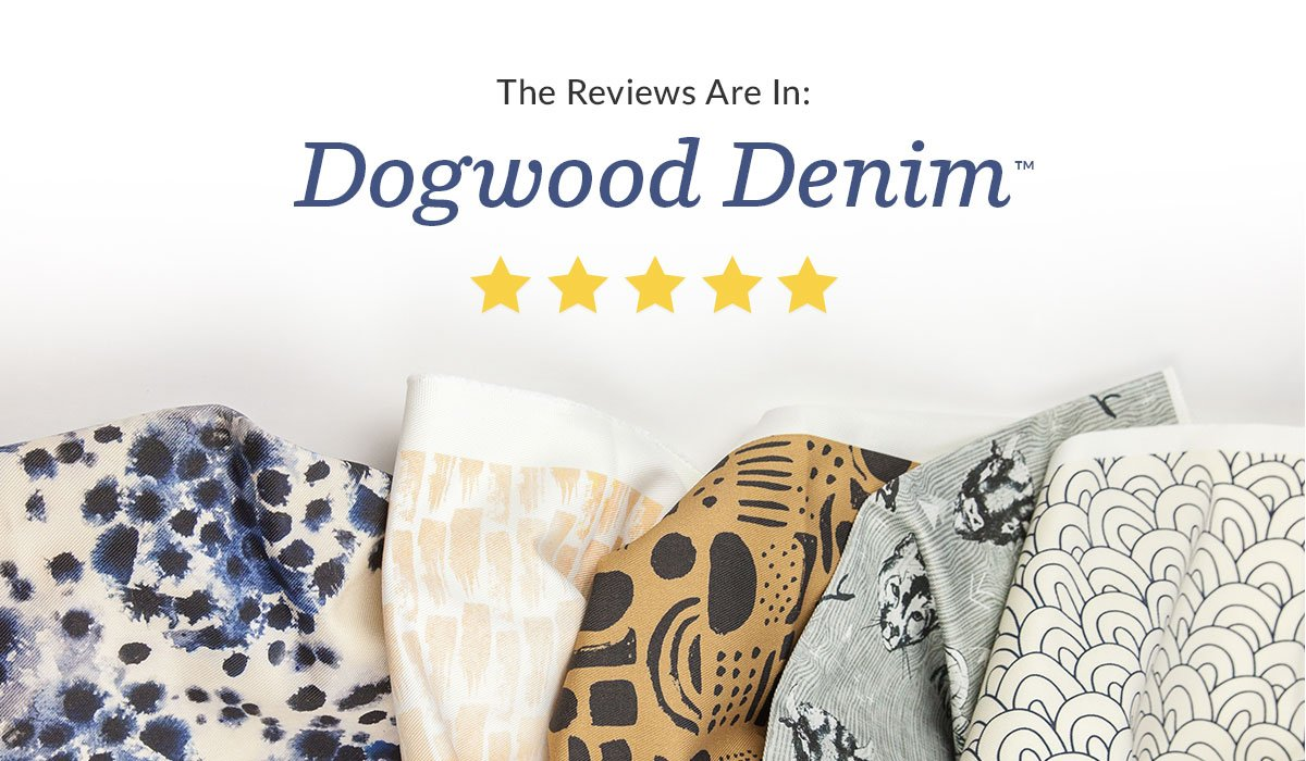 People are talking about our denim - Spoonflower Email Archive